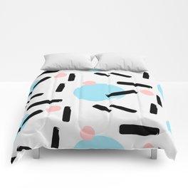 Colo pop circles Comforters