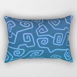 Tribal Roots 03 Rectangular Pillow