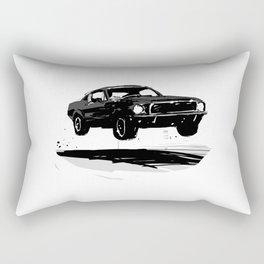 Bullitt Rectangular Pillow