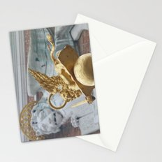 Lions on St Mark's Square Stationery Cards