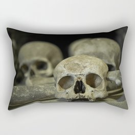 Skulls & Bones Rectangular Pillow