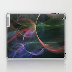 Futuristic Background Laptop & iPad Skin