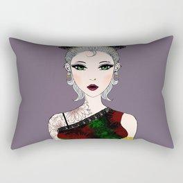 Impressions. Rectangular Pillow