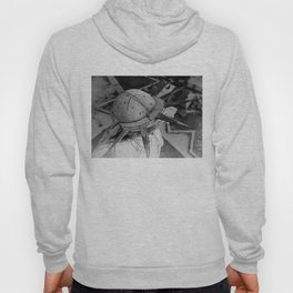 Statue of Liberty Aerial Photograph (1920) Hoody