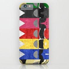 Mighty Morphin Power Rangers Slim Case iPhone 6
