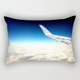 paper plane. Rectangular Pillow