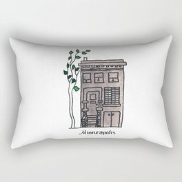 Minneapolis Duplex Rectangular Pillow