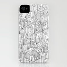 Isometric Urbanism pt.1 Slim Case iPhone (4, 4s)