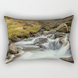 Tryfan Mountain north Wales Rectangular Pillow