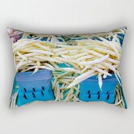 String Beans Rectangular Pillow