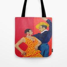 Jose y Lola Tote Bag