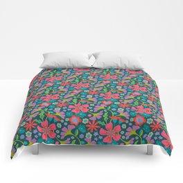 POP FLORAL Pattern Comforters