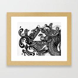 Minds Eye Framed Art Print