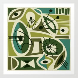 Tacande Art Print