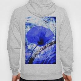 Blue Poppy vintage 222 Hoody