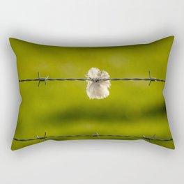 In The Breeze. Rectangular Pillow