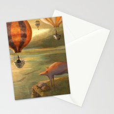 Ballooning Stationery Cards