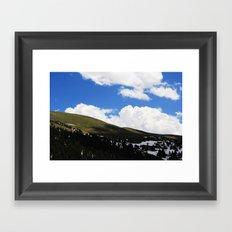 Bliss v2 Framed Art Print