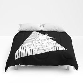 Funky ducking Comforters