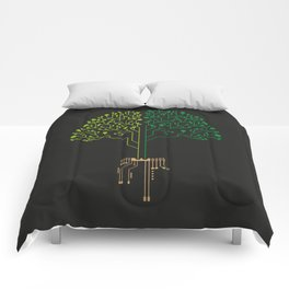 Technology Tree Comforters