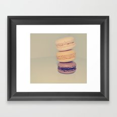 FRENCH INSPIRED Framed Art Print