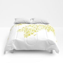 Tennis - around the world Comforters