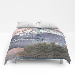 The Kawaguchi Trail Comforters