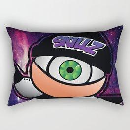 EyeTap in Space Rectangular Pillow