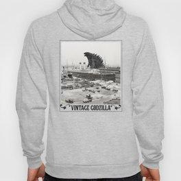 The White Star Line and Godzilla Hoody