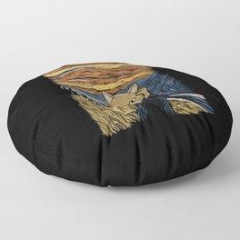 The Purr Floor Pillow
