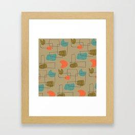Tinakula Framed Art Print