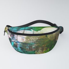 """""""Springtime In Chi-Town 4"""" Fanny Pack"""