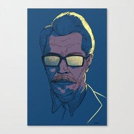 Gordon Canvas Print