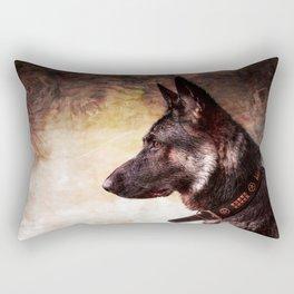 The magic of Love Rectangular Pillow