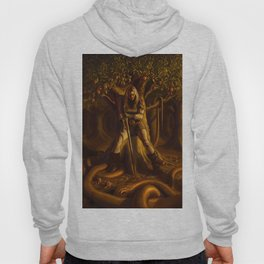 The Serpent and the Rose Hoody