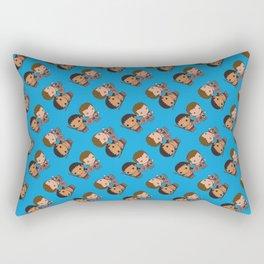 Chibi Warriors Nagron (Spartacus) Rectangular Pillow