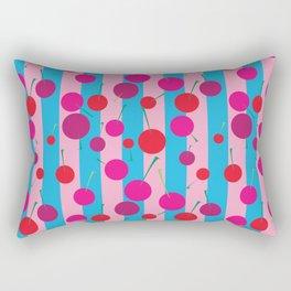 Cherry Topping Rectangular Pillow
