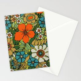 70s Plate Stationery Cards