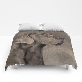 Great Dane  -Deutsche Dogge Comforters