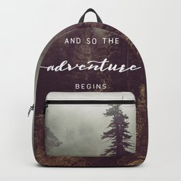 And So The Adventure Begins - Pacific Northwest Backpack