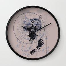Dangerous Mind Wall Clock