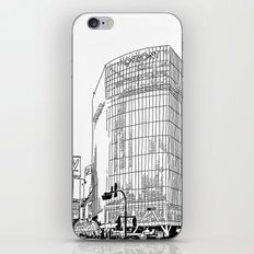 Tokyo - Shibuya iPhone & iPod Skin
