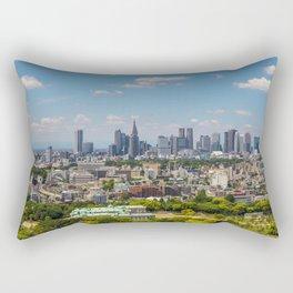 TOKYO 34 Rectangular Pillow
