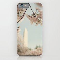 Spring in DC II iPhone 6 Slim Case