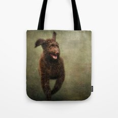 I am not a Muppet...I am a Labradoodle!!!! Tote Bag