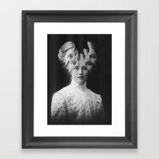 Clairvoyance / Extrasensorial (2015) Framed Art Print