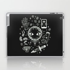 I See Your Future: Glow Laptop & iPad Skin