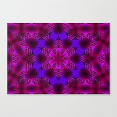 Abstract X Two Canvas Print