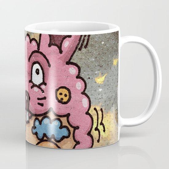Happy Rabbit Mug