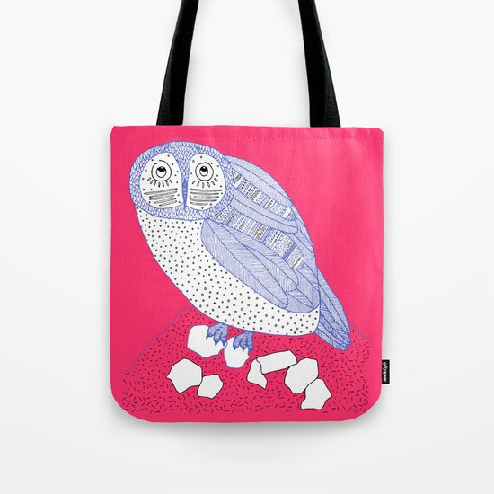 Just Another Owl Tote Bag